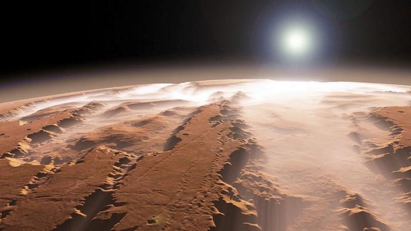 Уфолог нашел «100% доказательство» существования жизни на Марсе