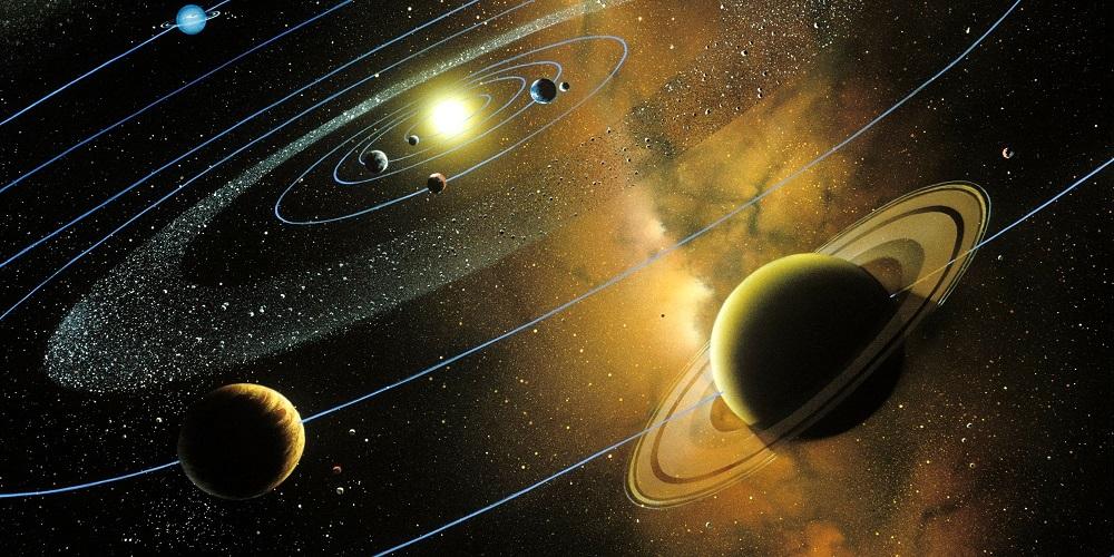 Ученые выяснили, как возникла Солнечная система