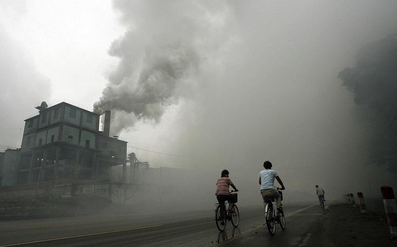 Климатологи предсказали миру глобальную катастрофу из-за Китая