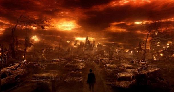 Земля уже пережила ядерную войну в прошлом