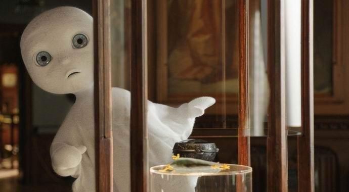 Самые странные и необычные призраки