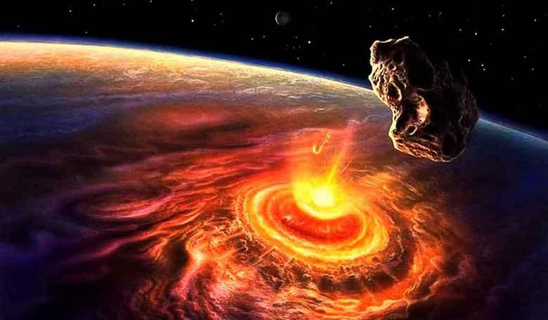 Комета Энке грозит уничтожить Землю
