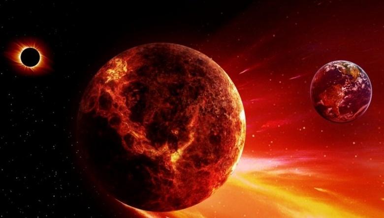 Нибиру уничтожила жизнь на Марсе, теперь очередь за Землей?