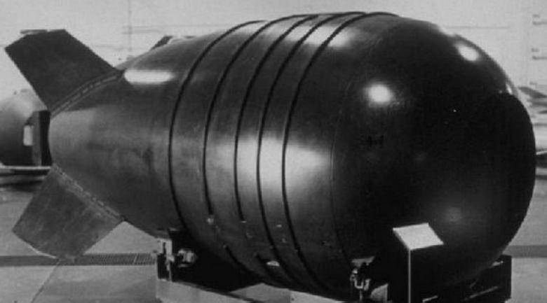 Теряется в этом мире все – даже ядерные бомбы и ракеты