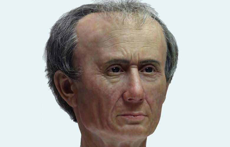 Юлий Цезарь имел большую непропорциональную голову