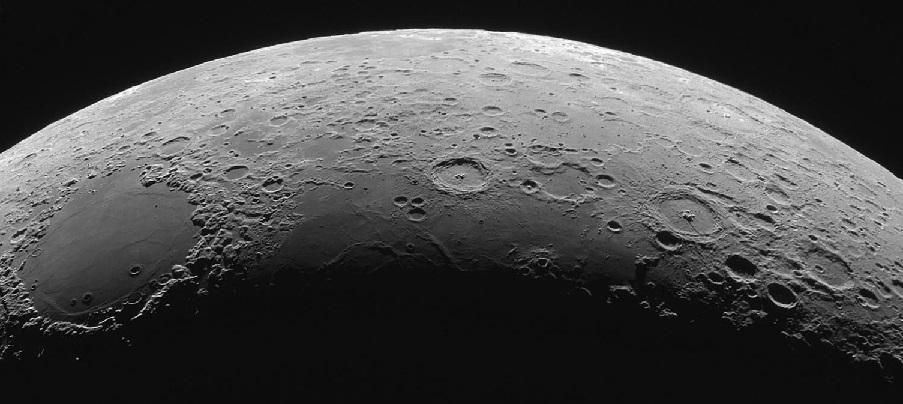 На Луне обнаружился таинственный квадратный объект