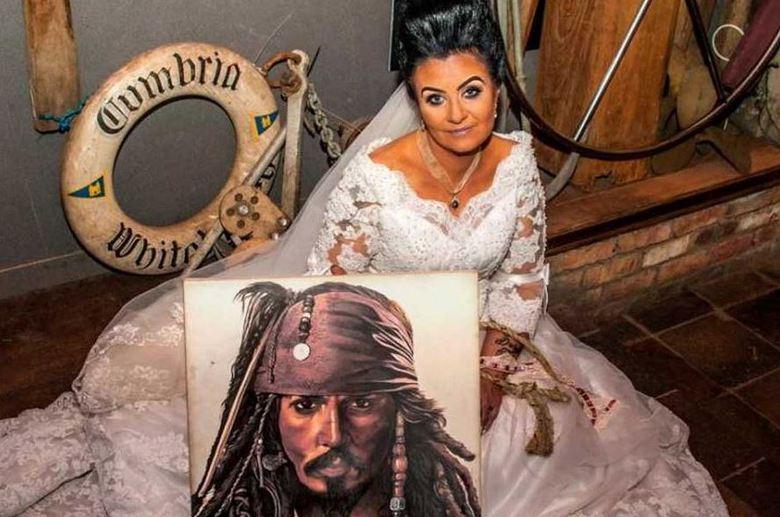 Ирландка развелась с «мужем-призраком»