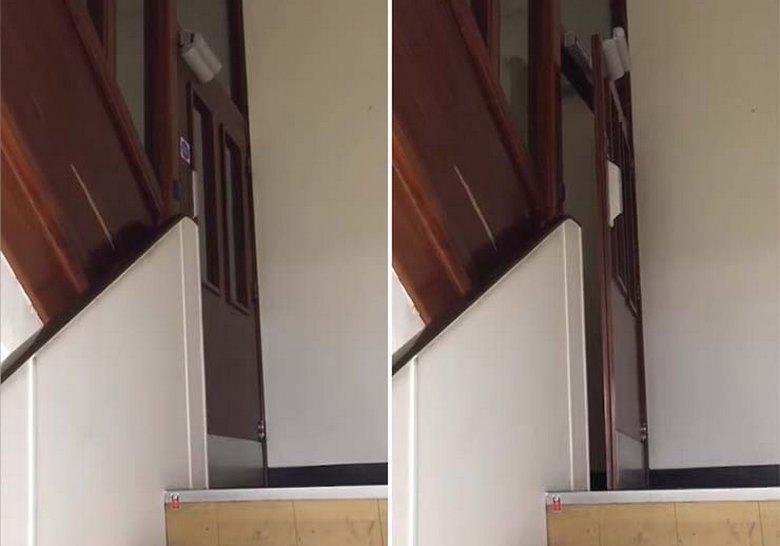 В больнице Бедфорда обнаружили «привидение»