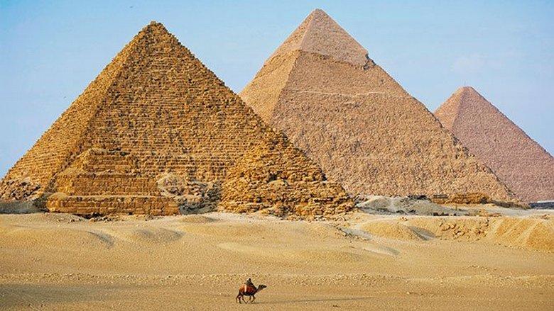 Строительство египетских пирамид осуществлялось с помощью звука, но в учебниках об этом почему-то ни слова