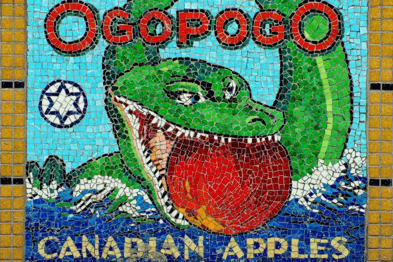 В водах канадского озера засняли на видео монстра Огопого