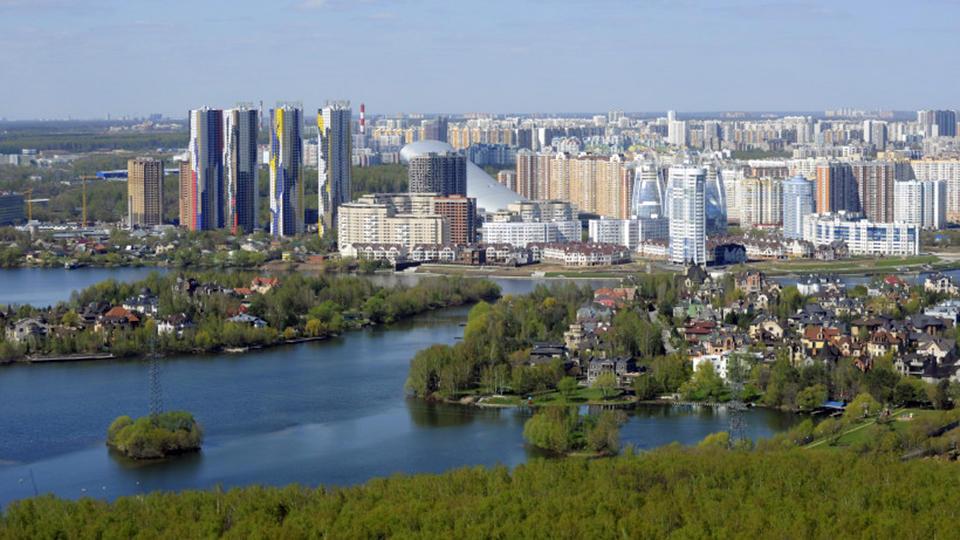 Футуролог: Москва превратится в скопление поселков
