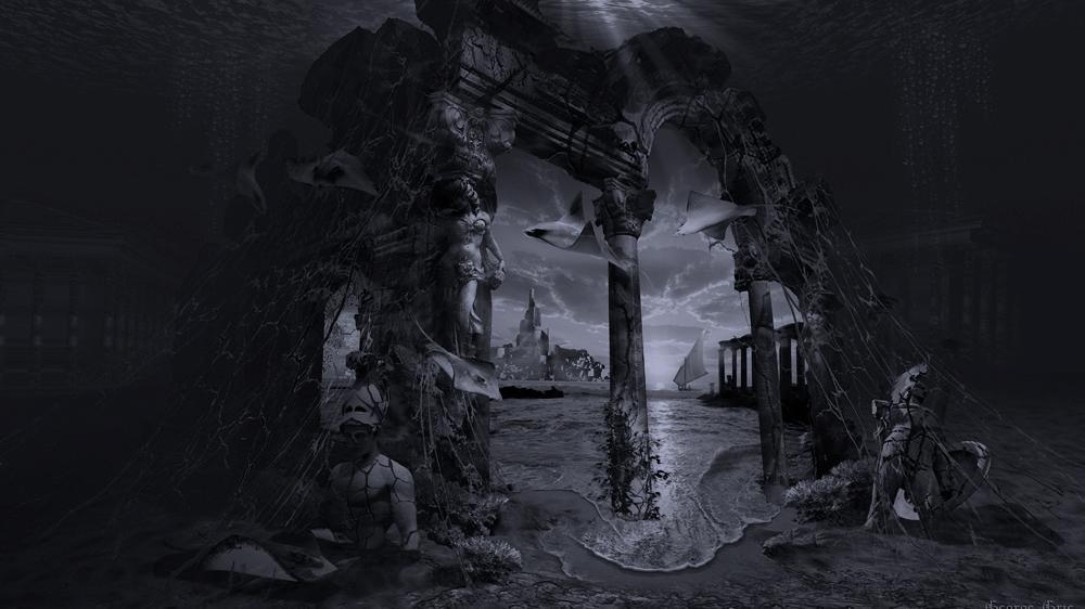 Тайна Атлантиды в загадочном нацистском бункере