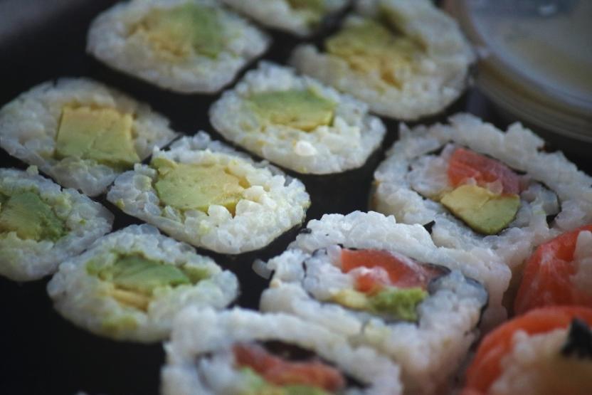 Учёные предупреждают о вреде суши для здоровья