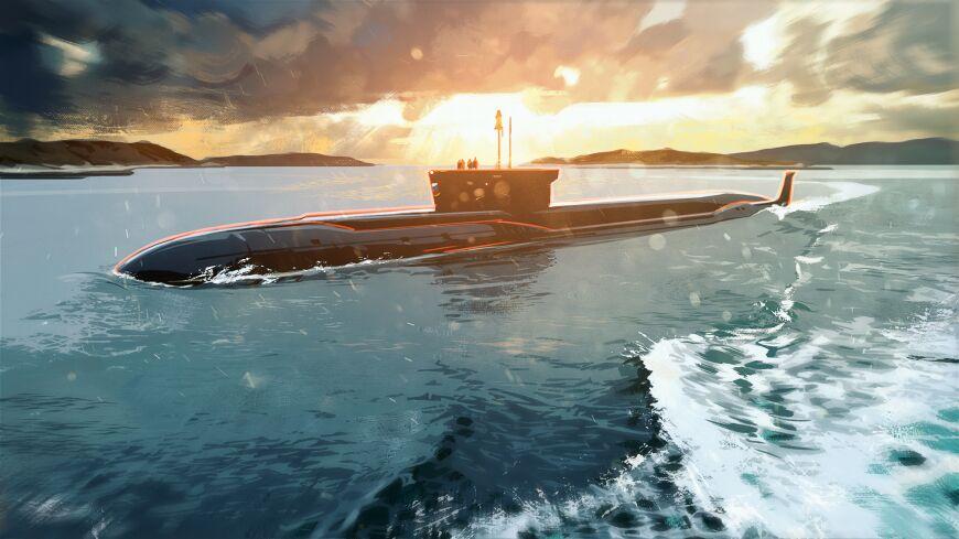 Западные СМИ назвали подлодку «Князь Владимир» краеугольным камнем российского флота