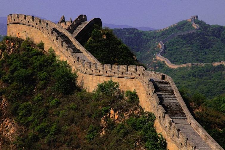 Великая китайская стена была возведена не только для защиты