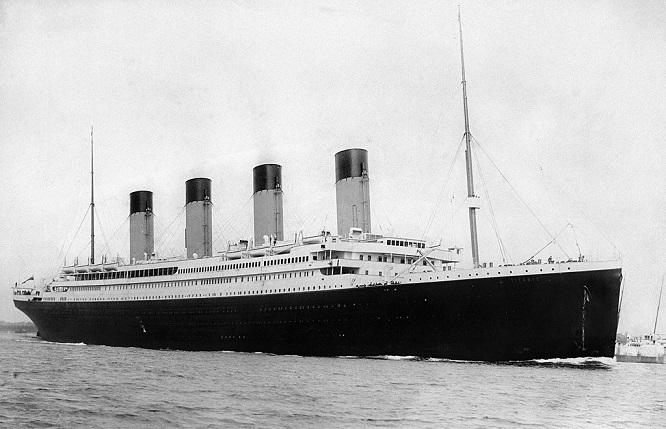 Обнаружен снимок айсберга, потопившего «Титаник»