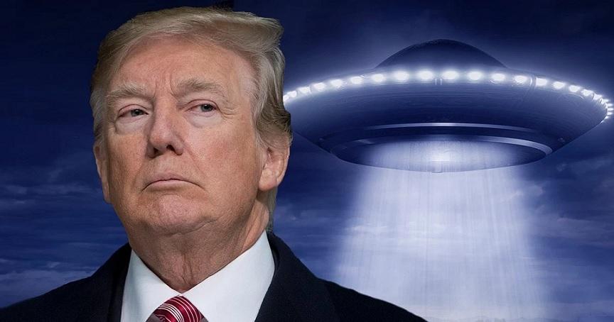 Трамп задумался над рассекречиванием материалов об НЛО