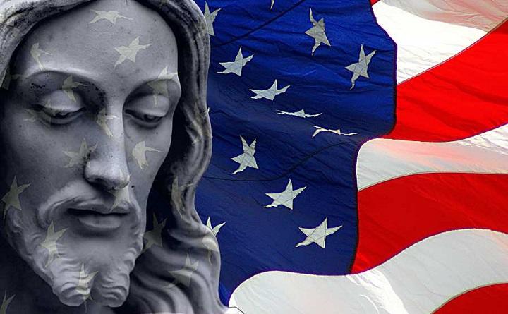 В США предложили сносить статуи Христа
