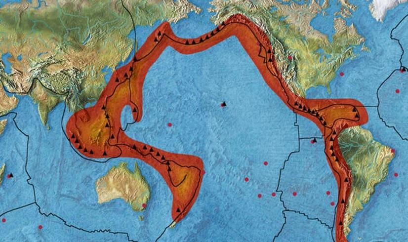 Обнаружена причина возникновения землетрясений на Земле