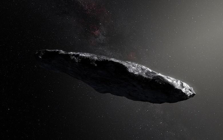 Оумуамуа может быть космическим айсбергом