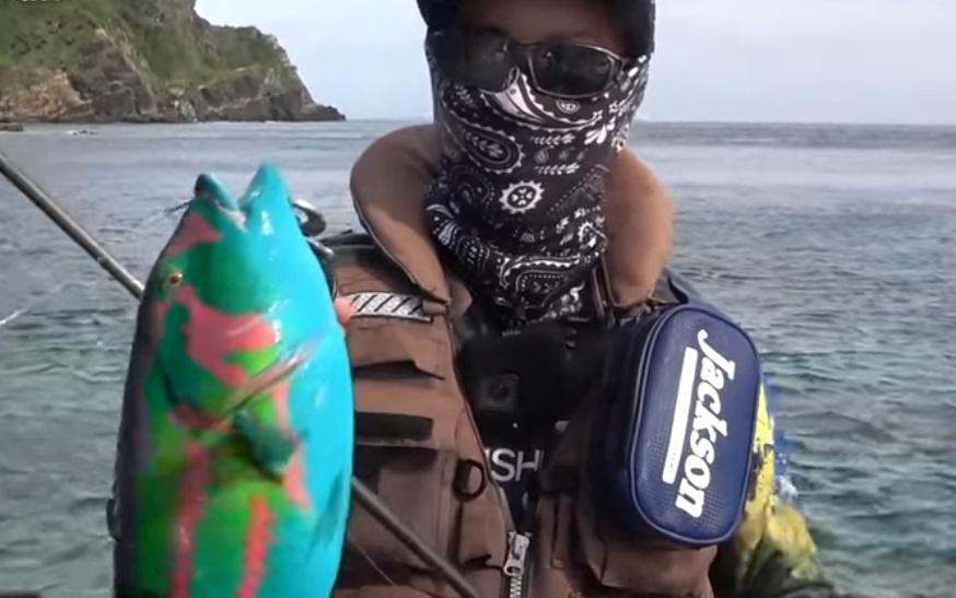 Японец поймал в Тихом океане рыбу из «Аватара»