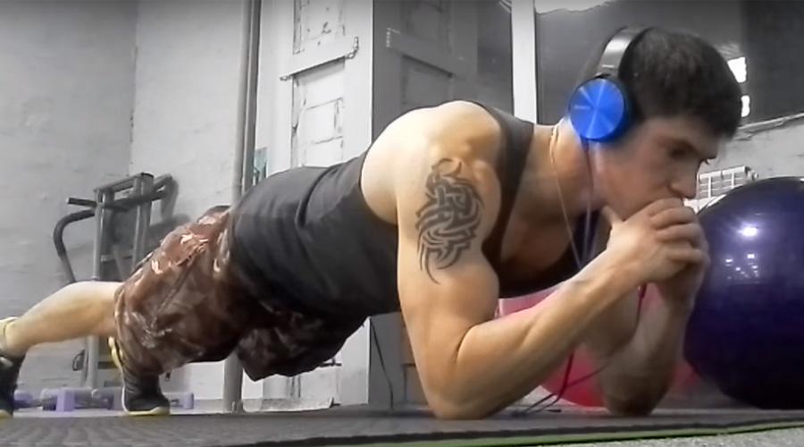 Как изменится тело, если делать планку каждый день