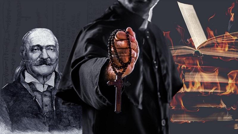Почему Ватикан запретил книгу о славянах и грозил её автору смертью