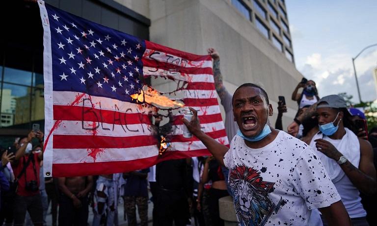 Расовый протест в США добрался до Олимпийских игр