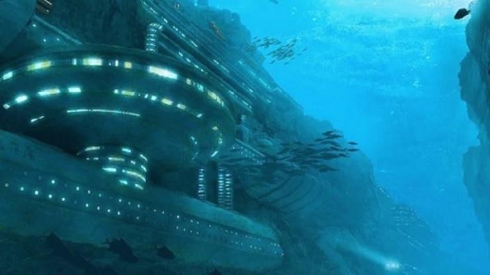 Уфологи: НЛО появляются из морских глубин, а не из космоса