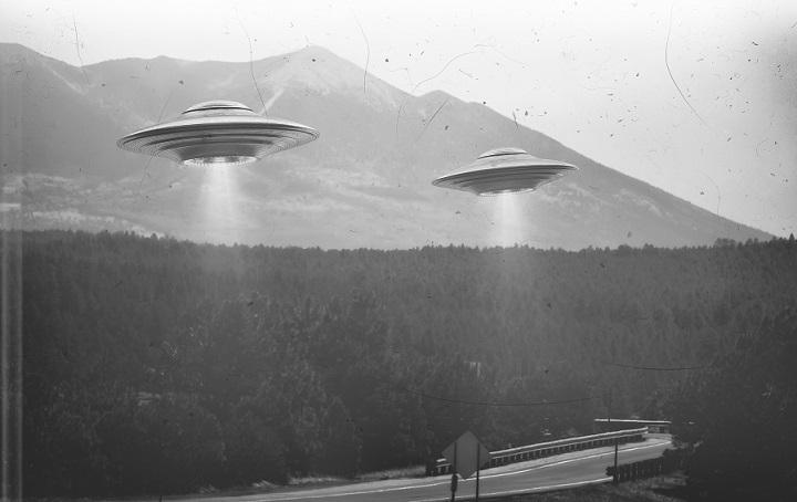 Куда исчез НЛО, рухнувший в горах Тянь-Шаня