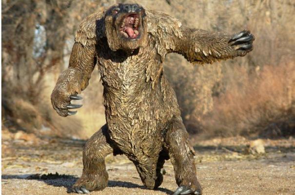 Мапингуари - зловонный ужас амазонских лесов