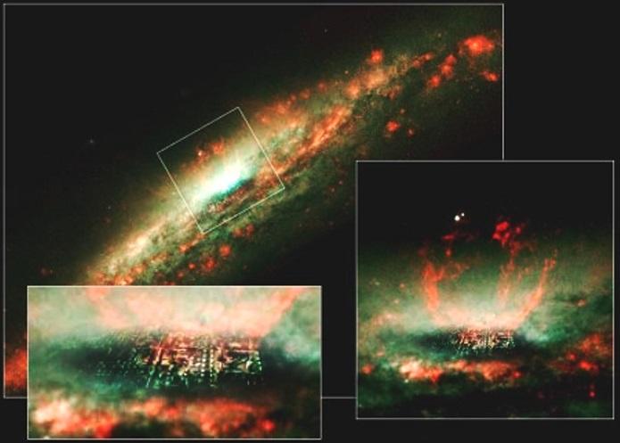 АСТРОНОМАМИ НАСА ОБНАРУЖЕНА ОБИТЕЛЬ БОГА