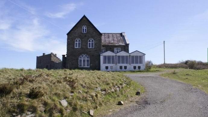 В Уэльсе продается дом, притягивающий НЛО
