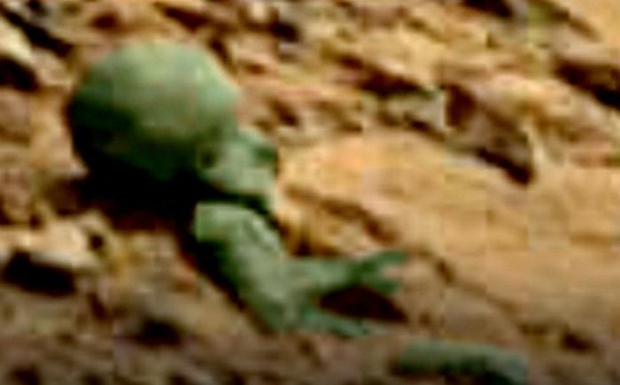 Марсианские «Помпеи» вполне возможны (4 фото + видео)