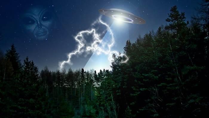 Как американцы ловят инопланетян