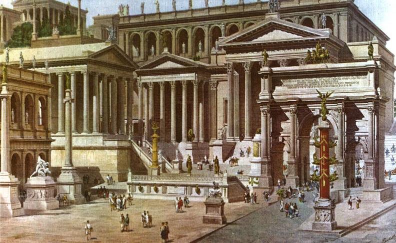 Западная наука не хочет признавать, что Римскую цивилизацию основали славяне