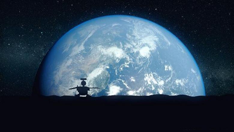 Луна закрыта для землян. Вопрос – когда и кем?