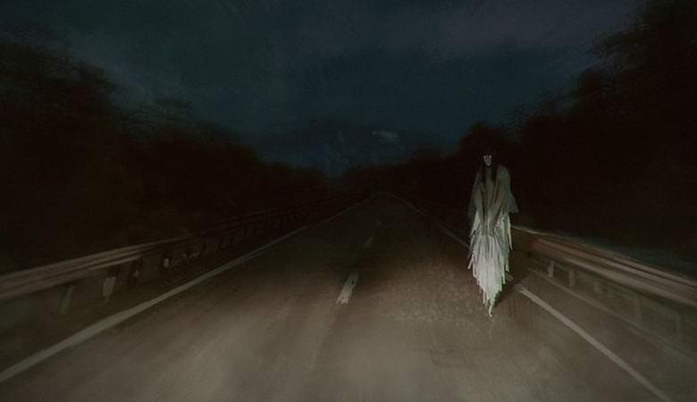 Волгоградский призрак на четвереньках оказался экспериментом ученых (2 фото)