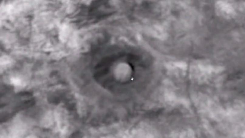 Фантастический марсианский холм Ireson и прочие загадки НАСА (3 фото)
