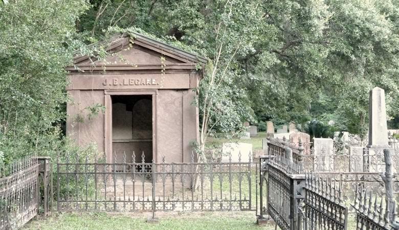 Жуткая история похороненной заживо Джулии Легар