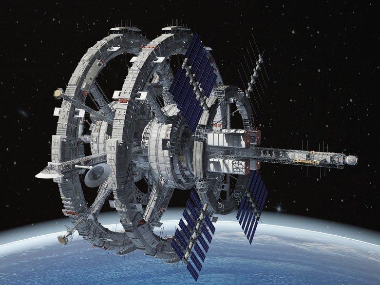 Астрономы увидели гигантскую инопланетную станцию в космосе
