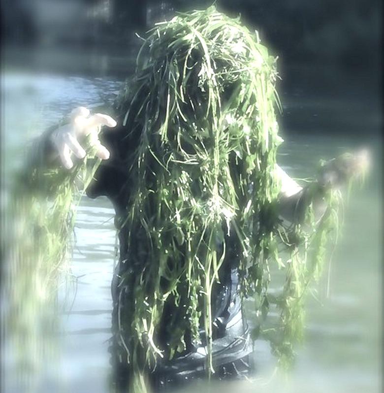 Таинственное существо обнаружено на озере Мичиган