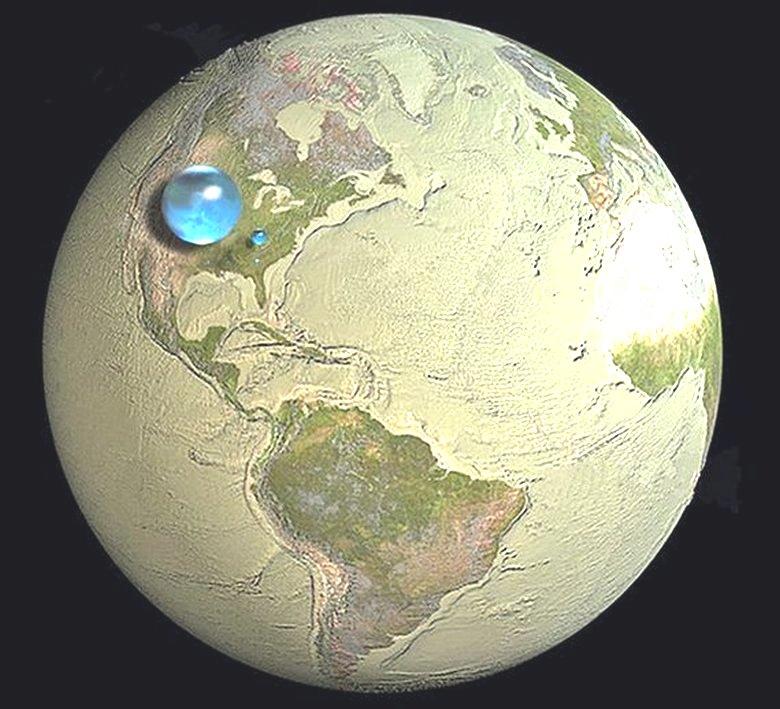 Еще раз о форме Земли: так круглая она, плоская или какая другая?