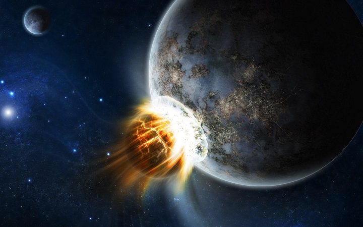 Она старше Земли: ученые раскрыли тайну возникновения Луны