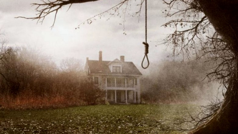 Хэллоуин-2019 в знаменитом доме с привидениями Перрона