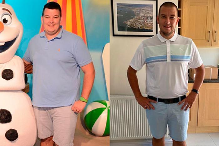 Мужчина испугался коронавируса и похудел на 25 килограммов