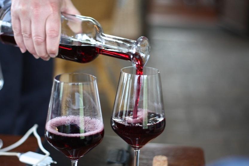 Умеренное употребление вина улучшает умственные способности