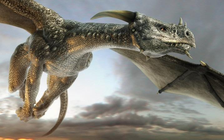 Жители Китая, услышав в горах «рычание дракона», собрались на его поиски