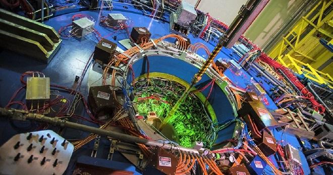 Ученые впервые получили материю из чистой энергии