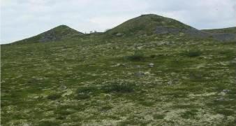 Пирамиды в России на Кольском полуострове